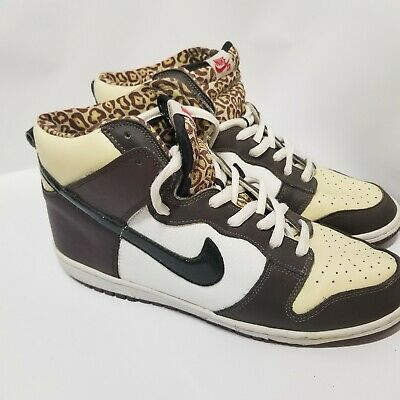 sneakers biggest discount new products NIKE DUNK HIGH Pro SB Ferris Bueller Leopard Supreme 305050 ...