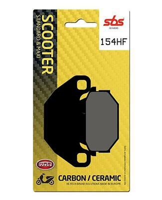 2002 Front FA086 Brake Pads for Kymco Pulsar 125 RJ 25 CB //CK 125 Luxe