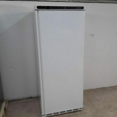 Commercial Fridge Single Upright Chiller White Polar CD614