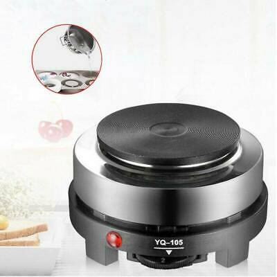 Portable Single Electric Hot Plate Cooker Countertop Camping Cooktop Stove AU