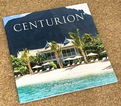American Express Centurion Fine Hotel & Resorts 2019 Update - Amex Black Card