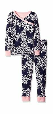 Hatley Girl's Pyjama Sets 3 Years Butterflies & Buds