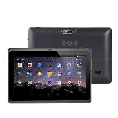 Xgody Best 7 Inch Android 8.1 Gms Tablet Pc 16Gb Quad-Core Wifi Bluetooth Hd Ips