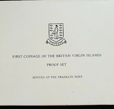 1973 Virgin Islands. PROOF Set ......