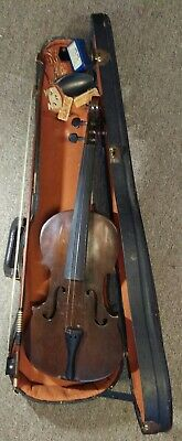 EARLY 20th cent. Copy Antonius Stradivarious Cremonenfis Facibat Anno 17 Violin
