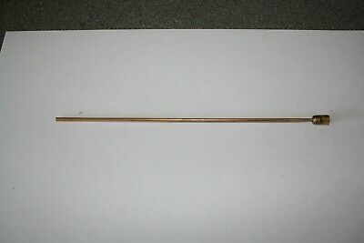 Single Westminster Chime Gong Rod  202mm Vintage/Antique Clocks repairs/parts