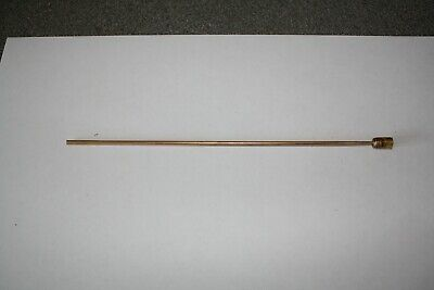 Single Westminster Chime Gong Rod  175mm Vintage/Antique Clocks repairs/parts