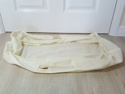 Micralite Fastfold Carrycot / Bassinet inner liner fabrics only