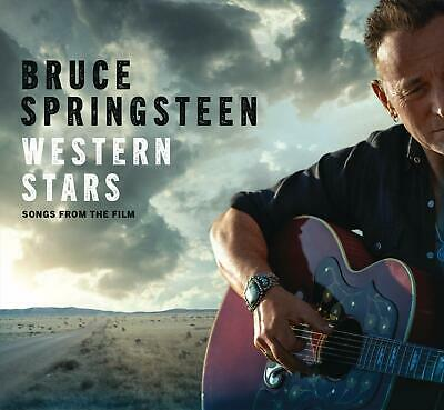 BRUCE SPRINGSTEEN WESTERN STARS SONGS FROM THE FILM CD (Pre-Order Released 25/10