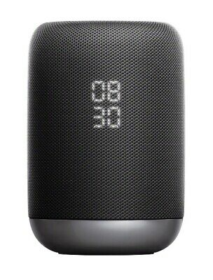 Sony LF-S50G Google Home Enabled Speaker Black In Color, NO Power Cord