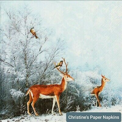 3x Paper Napkins for Decoupage Decopatch Craft