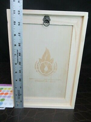 Earth's Gift 3 Tier Wooden Storage Case 75 Bottles