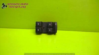 14 Chevy Cruze 1.4L At 4Dr Sedan Master Window Switch Oem 1833-9