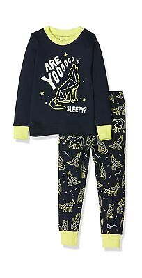 Hatley Boy's Long Sleeve Printed Pyjama Sets 12 Years (Manufacturer Size:12)
