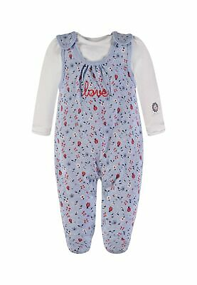 Kanz Girl's Footies 3-6 Months Multicoloured (Allover 0003)