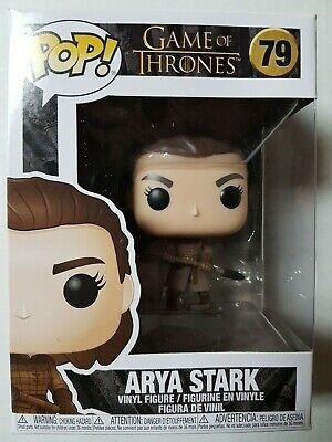 Funko Pop Game of Thrones #79 Arya Stark Figure Brand New