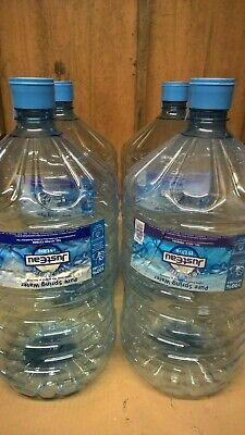 2x Water Cooler Bottle- 15 ltr empty recently used once only.