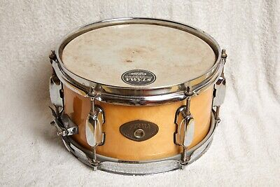 TAMA SNARE DRUM 10 INCHES ARTWOOD (not sure) GREAT SOUND - BEAUTIFUL from Europe