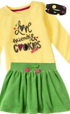 NWT Gymboree Merry and Bright Yellow Elephant Thermal Top 12-18 M /& 3T