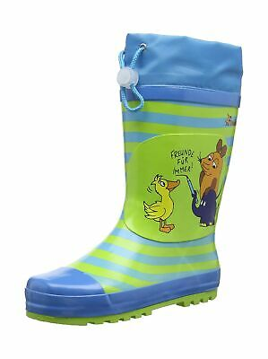 Playshoes Unisex Kids' Wellies Friends for Ever Wellington Boots 12.5 UK Child