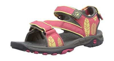 Jack Wolfskin Navajo Sandal G, Girls' Sports & Outdoor Sandals 5 UK