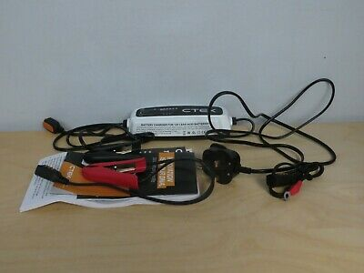 CTEK CT5 Time To Go Smart battery Charger & Maintainer VGC inc VAT