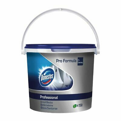 Domestos Pro Formula Urinal Blocks Fresh Fragrance Water Resistant - 3kg