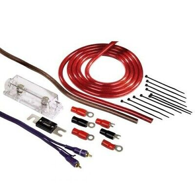 Car Hifi-Auto Kabel-Set, AMP KIT 50 mm2