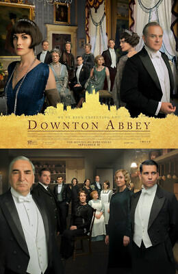 "Downton Abbey ( 11"" x 17"" ) Movie Collector's Poster Print ( T2 )B2G1F"