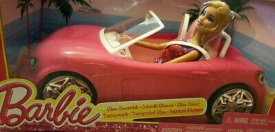 Barbie Glam Convertible by Mattel. Age 3+