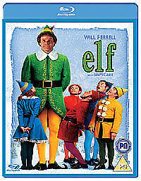 Elf Blu Ray * Will Ferrell & James Caan * Brand New & Sealed Christmas Blu Ray *