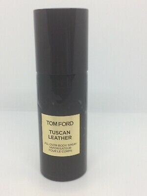 Tom Ford Tuscan Leather All Over Body Spray 150ml (4.0 oz)