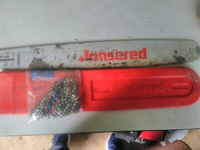 """GENUINE Rotatech 20/"""" CHAINSAW CHAIN /& BAR PACK FITS JONSERED 2036"""