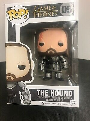funko pop the hound game of thrones