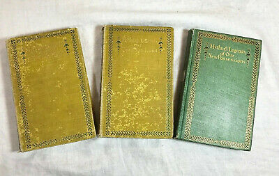 =1896 Myths & Legends of Our Own Land 2 Volumes & Our New Possessions by Skinner