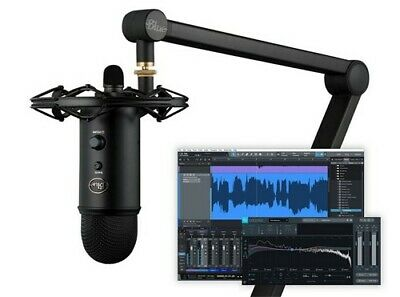Blue Microphones Yeticaster Studio Broadcast Microphone System