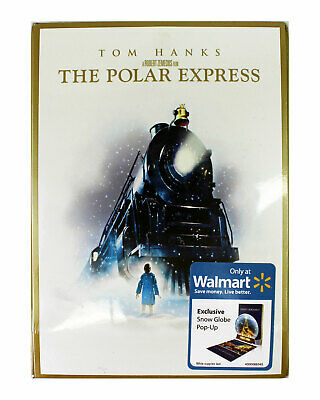The Polar Express with Tom Hanks | Walmart Exclusive Packaging (DVD)