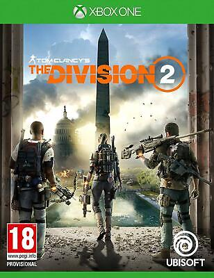 Tom Clancy's The Division 2 -  Brand New - Free P&P