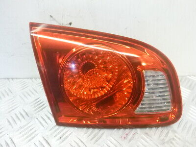 Fits To Hyundai Santa Fe 10-12 Outer Wing Rear Tail Light Lamp Passenger Side