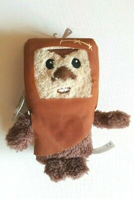 Disney Star Wars Wicket Ewok Plush Stuffed animal 7'' Disney Parks-18