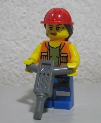 LEGO THE MOVIE  Gail the Construction Worker .SEALED