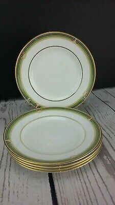 Wedgwood Bone China OBERON Set of 5 Bread Dessert Appetizer  Plates NWT
