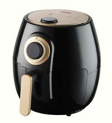 Laptronix 4L Electric Air Fryer Low Fat Healthy Cooker Oil Free Chip Frying Oven