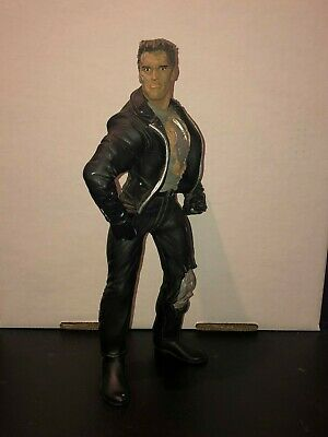 "1992  Arnold Schwarzenegger As   THE TERMINATOR  (10 3/4"")   Figure"