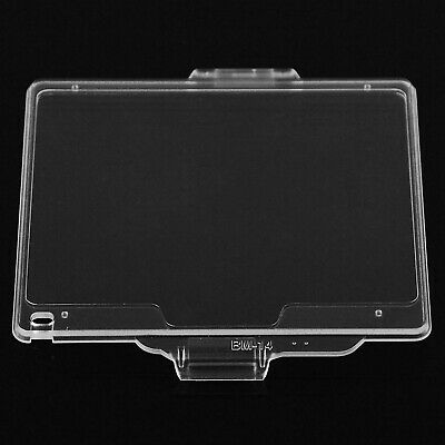 Hard Clear Plastic Monitor Cover Screen Protector for Nikon D600 610 as BM-14 UK