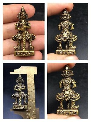Antique Qulity  Ancient Bronze Small Buddha Amulet