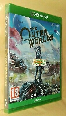 The Outer Worlds XBOX ONE XB1 NEW SEALED Free UK p&p
