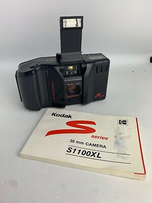 Kodak S Series S1100xl 35mm Camera Working Order