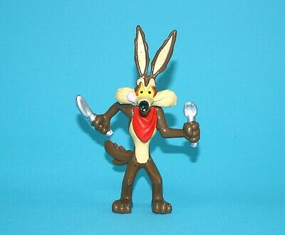 Looney Tunes mini figurine Vil Coyote 10 cm Comansi figure Wile E Coyote 99666