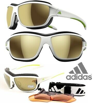 new photos exclusive range high quality ADIDAS TERREX™ FAST a393 Sonnenbrille WEISS zonyk ...